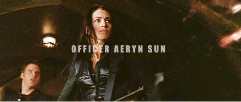 Officer Aeryn Sun