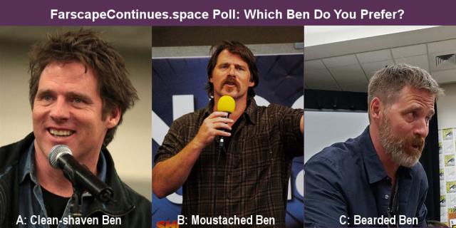 Poll: Which Ben Do You Prefer?