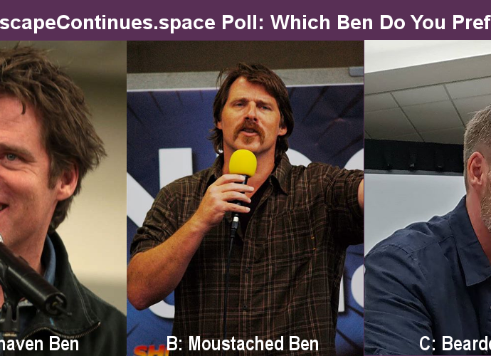 Poll: Which Ben Do You Prefer?