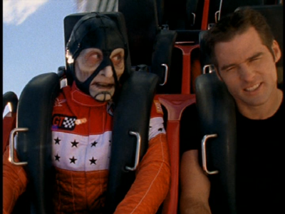 Harvey roller coaster
